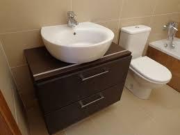 muebles de lavabo paso a paso cómo hacer una encimera para un mueble lavabo