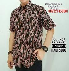 Toko Batik Danar Hadi jual kain batik madura murah di jakarta jual batik