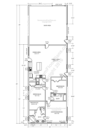 Simple One Bedroom House Plans Best 25 Shop House Plans Ideas On Pinterest Building Homes