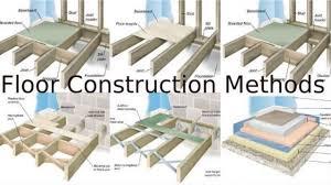 building a floor a floor concrete slab foundation youtube