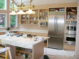 plywood prestige shaker door satin white alternatives to kitchen