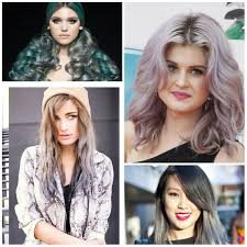 best hair color combinations for grey hair u2013 best hair color