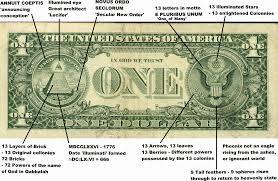 Simbol Illuminati dibalik Uang 2 Dollar Amerika