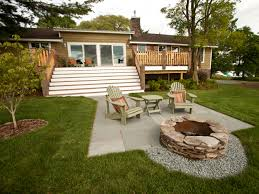 Diy Fire Pit Patio by Home Design Interior Manmade Diy Fire Pits Deck Building And For