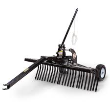 power lawn rake pull behind pictures to pin on pinterest thepinsta