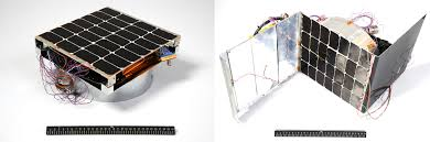 step variation of sandwich module for space solar power satellite