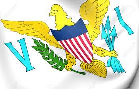 Saipan Flag United States Virgin Islands Clipart Clipground