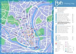 Marin Map Bath Tourist Information Map Bath Tourist Information Map Map Uk