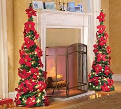 collapsible christmas tree affordable collapsible christmas trees for small spaces homey whimsy