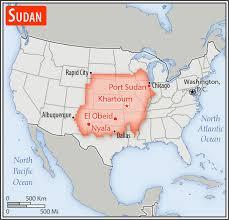 africa map khartoum the world factbook central intelligence agency