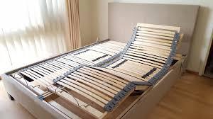 Split Bed Frame Comfort Electric Adjustable Bed Base Split King