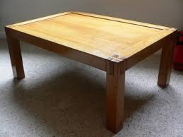 build a coffee table how to use old doors to build a coffee tablediy guides