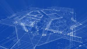 blue prints house design house digital blueprints blueprints blueprint modern
