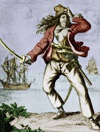 History Of The Pirate Flag Interesting Facts Anne Bonny And Mary Read