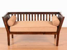 Sheesham Wood Furniture Online Bangalore Lucrecia Sheesham 2 Seater Sofa By Vintage Home Buy And Sell Used