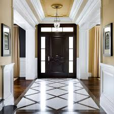 Jane Lockhart Kylemore Custom Home Traditional Entrance