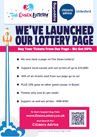 Search For Your Local Citizens Advice Citizens We Ve Joined The Essex Lottery