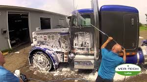 how to clean your truck the most effective truck wash is here