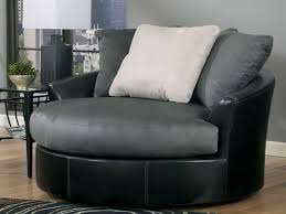 sofa engaging round sofa chair with cup holder magnificent