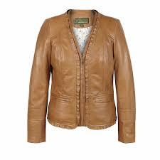 light brown leather jacket womens erin ladies leather jacket tan hidepark