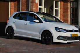 volkswagen polo black wheel u2022 view topic introducing dutch vw polo rline mk8