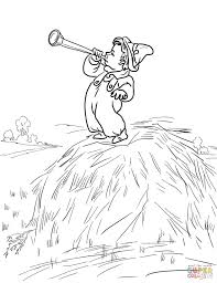 little bo peep has lost her sheep coloring page free printable