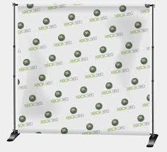 backdrop stands telescopic pop up banner stand jumbo background support system