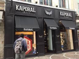 kaporal siege social diams one 21 r vieille comédie 59800 lille magasins de vêtement