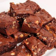 triple chocolate caramel brownies recipe laura in the kitchen