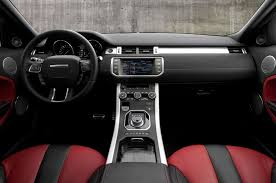 2015 range rover dashboard 2012 land rover range rover evoque long term verdict truck trend