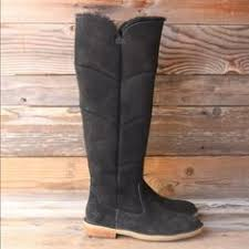 ugg s madelynn boots stout ugg tasman leather black boots us 9 no trades