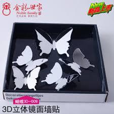 online get cheap mirror wall stickers home decor aliexpress com