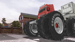video de monster truck renault kid monster truck mod bigfoot truck model ets 2
