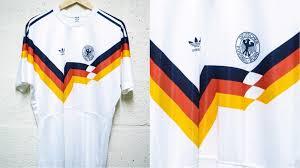 German Flag Shirt England V Germany Who Wins The Battle Of The Classic Kits