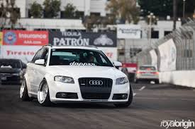slammed audi wagon formula drift car show roll in long beach u2013 royal origin