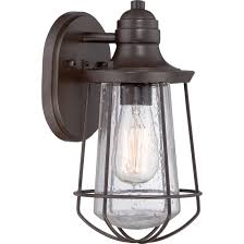 Kichler Outdoor Lighting Catalog by Quoizel Mre8406wt Outdoor Wall Wstrn Brnz