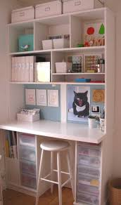 scrapbooking cabinets and workstations chez larsson organizing my craft supplies