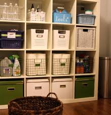 Laundry Room Basket Storage Laundry Room Storage Shelves With Baskets Home Interiors