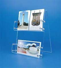 pr駸entoir bureau présentoir de cartes postales de bureau