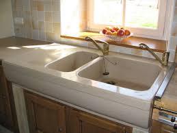 vasque de cuisine evier cuisine en idées décoration intérieure