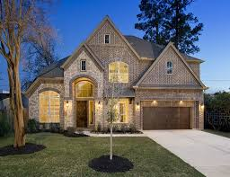 home design houston perry homes oak forest estate series design