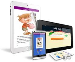 reading software for elementary students raz