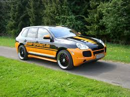 porsche cayenne 2005 turbo edo porsche cayenne turbo 2005 picture 4 of 38