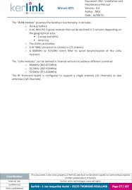 klk915ibtsc lora gateway for iot chain users manual user manual
