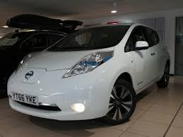 nissan leaf acenta review nearly new nissan leaf 0 0 tekna electric automatic for sale in