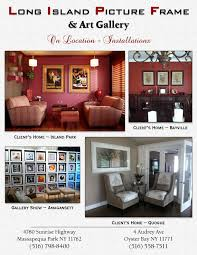 Long Island Interior Designers Custom Framing Interior Designers Long Island Picture Frame