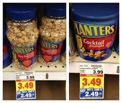 Planters Cocktail Peanuts by New Planters Coupon U003d Peanuts For 1 99 With Kroger Mega Sale