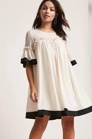 baby doll dresses ruffled babydoll dress forever 21 2000245901