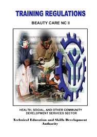 tr beauty care nc ii