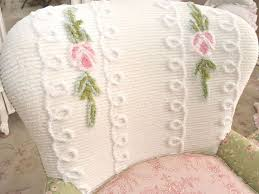 Cottage Chic Slipcovers by Shabby Chic Slipcovers Detail For Shabby Cottage Chic White